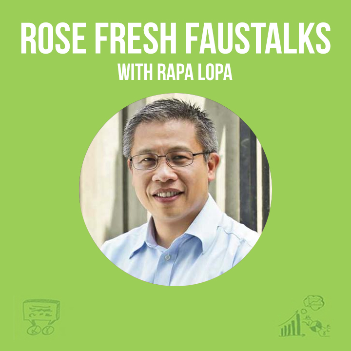 Rose Fresh FausTalks | 1. With Rapa Lopa in the Memoirs of Cory Aquino