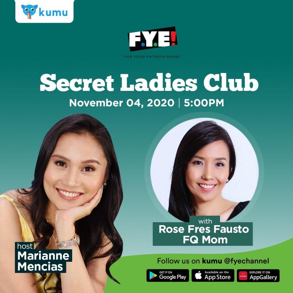 F.Y.E. Secret Ladies Club