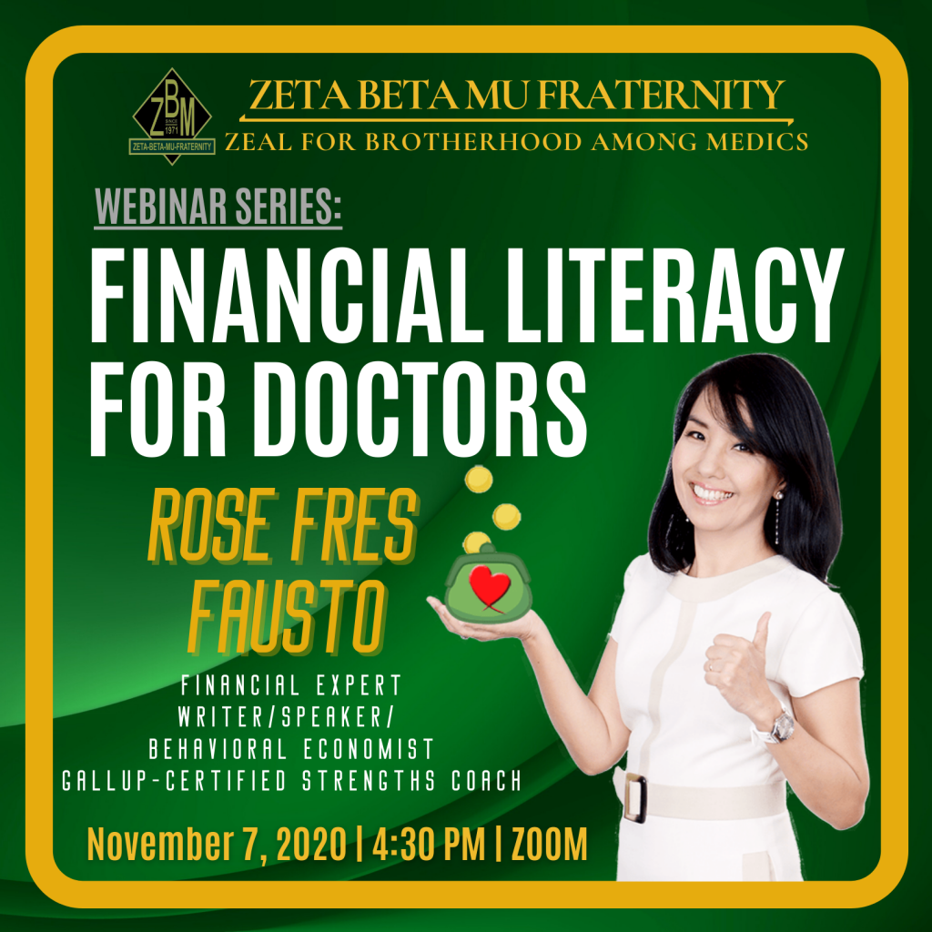 Financial Literacy for Doctors