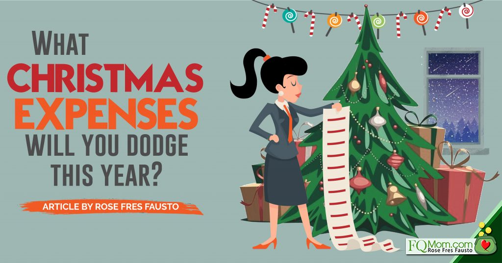 What Christmas Expenses Will You Dodge This Year?