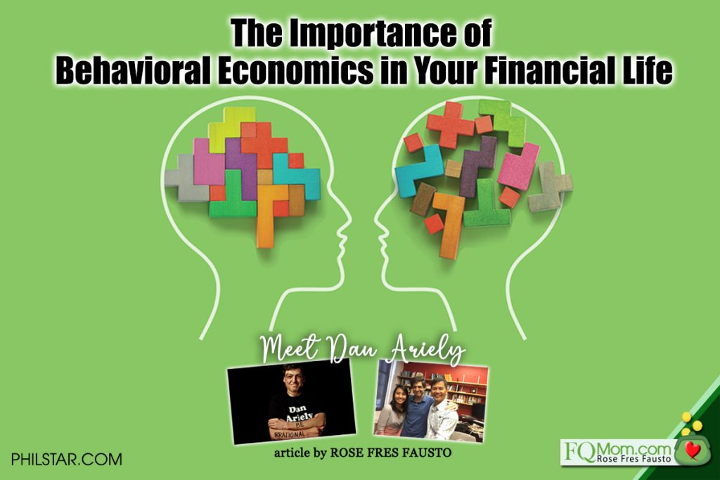 The Importance of Behavioral Economics in Your Financial Life (Meet Dan Ariely)