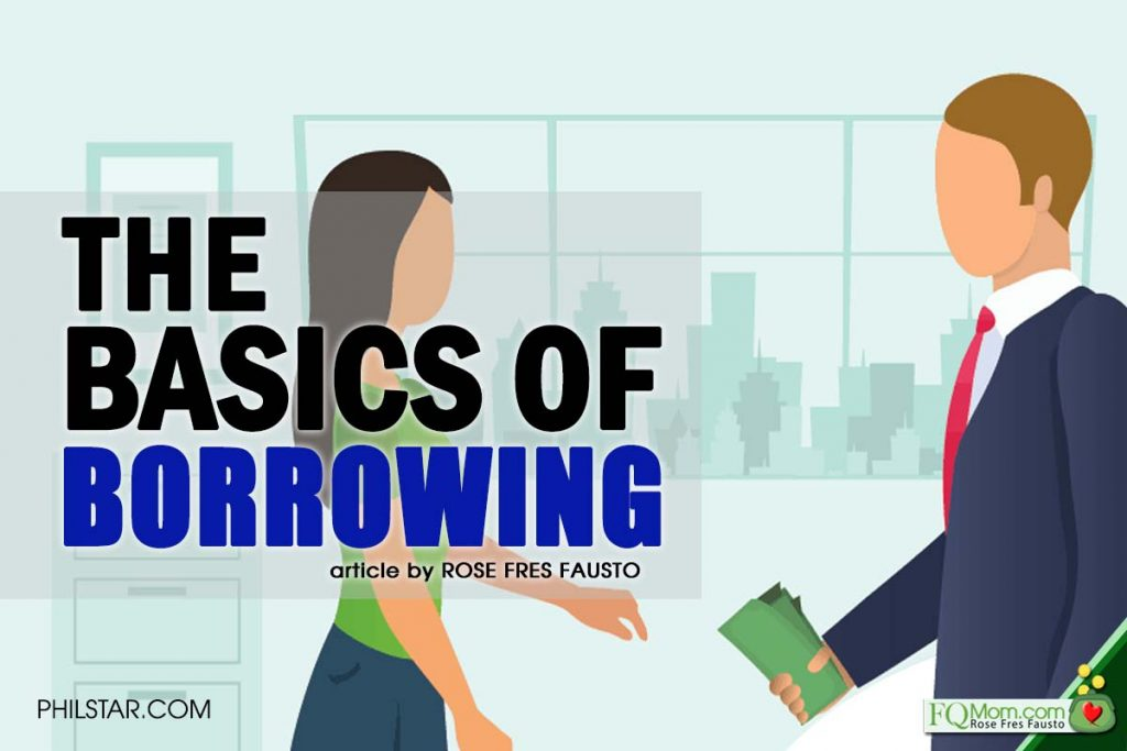 The Basics of Borrowing