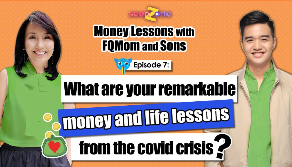 Kumu Episode 7: What are your remarkable money and life lessons from the covid crisis?