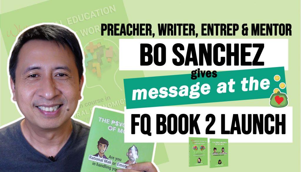 Bo Sanchez on FQ Book 2