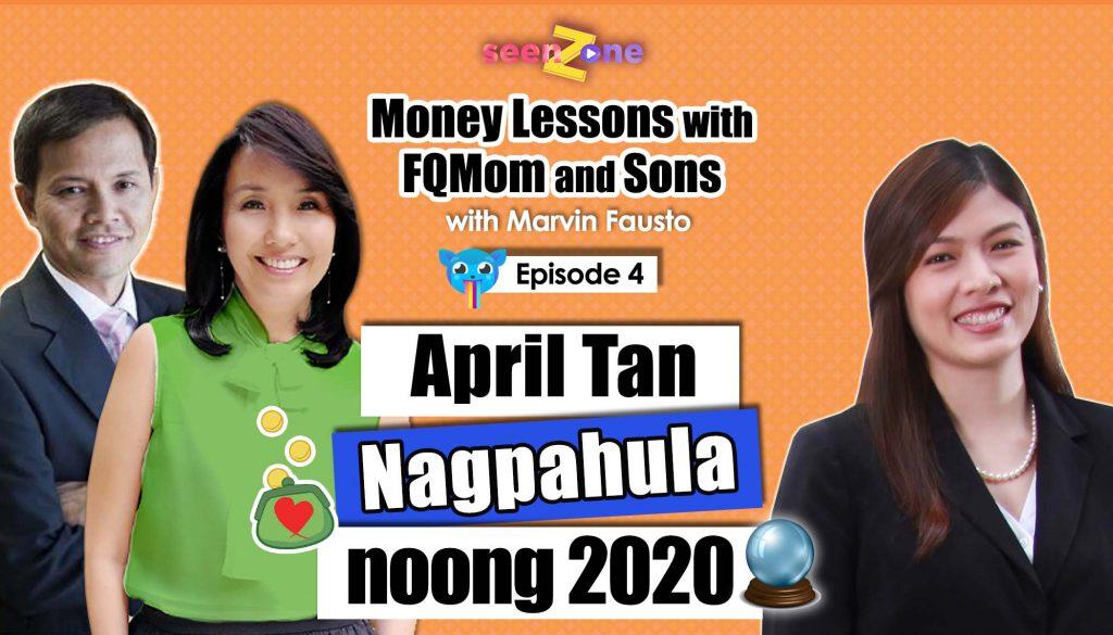 April Tan nagpahula nong 2020!