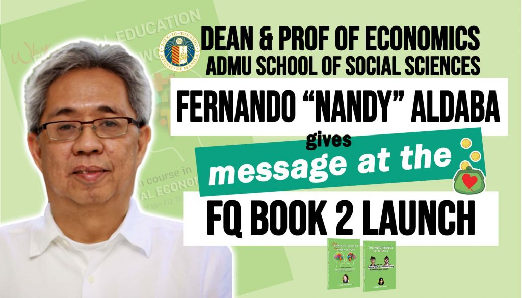 Dean Nandy Aldaba on FQ Book 2