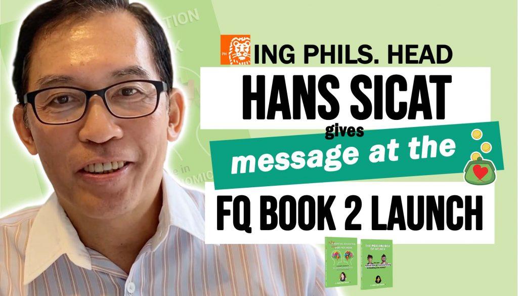 Hans Sicat message on FQ Book 2