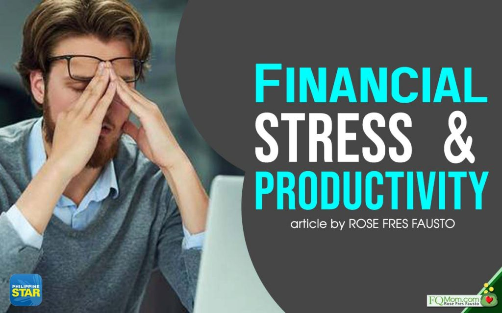 Financial Stress and Productivity
