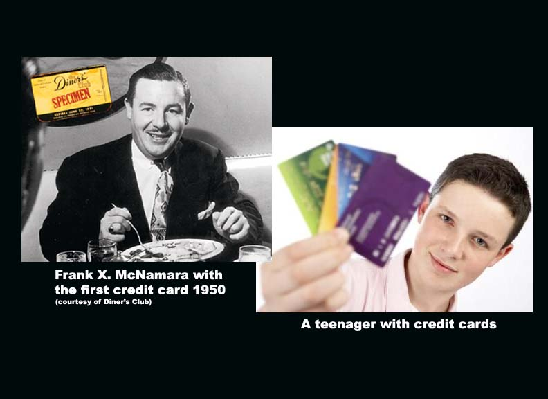Is Your Teenager Ready For A Credit Card?