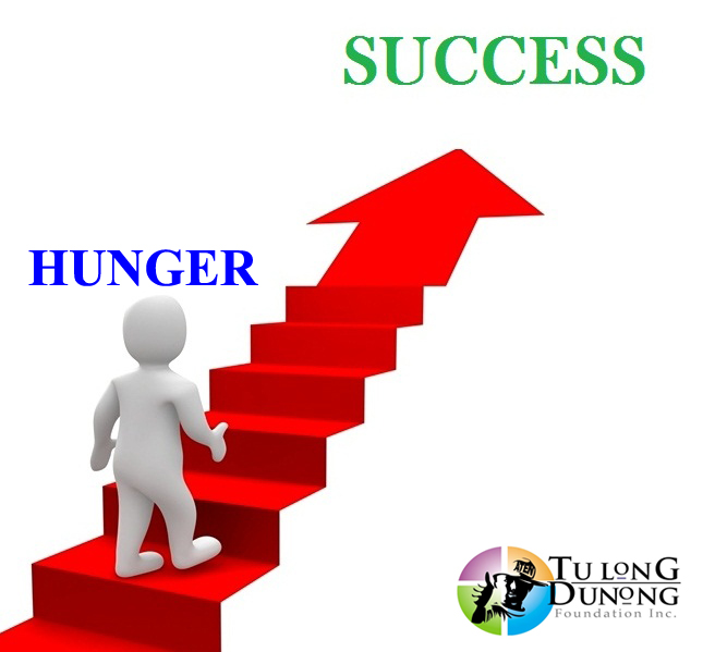 """Do we need to """"create hunger"""" in our children for them to succeed?"""