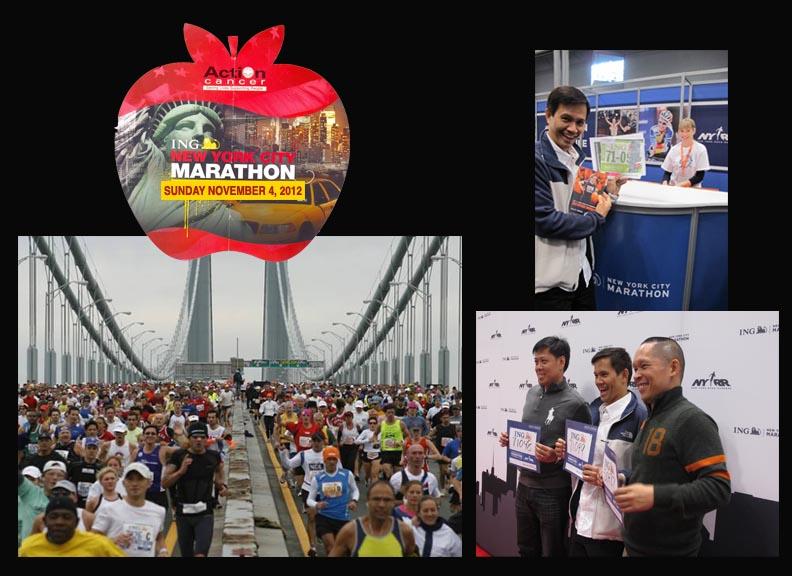 The 2012 New York Marathon that was…n't