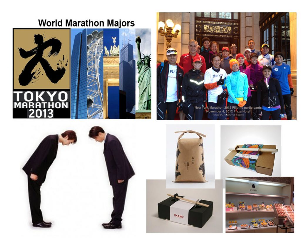 Enduring the 2013 Tokyo Marathon and other Japanese matters (Part 1)