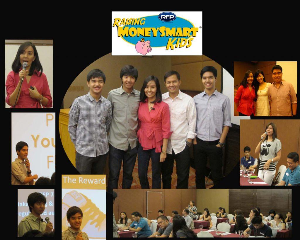 RAISING MONEY SMART KIDS (The Workshop Experience)