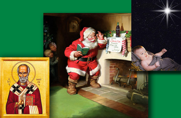 Do You Make Your Kids Believe in Santa Claus?