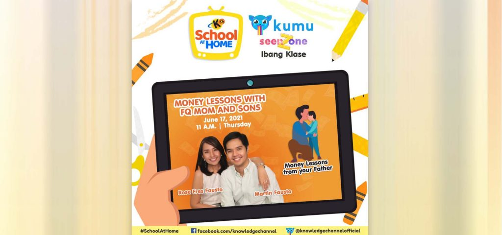 KUMU Episode 15: Money Lessons from Your Father| MONEY LESSONS WITH FQ MOM AND SONS