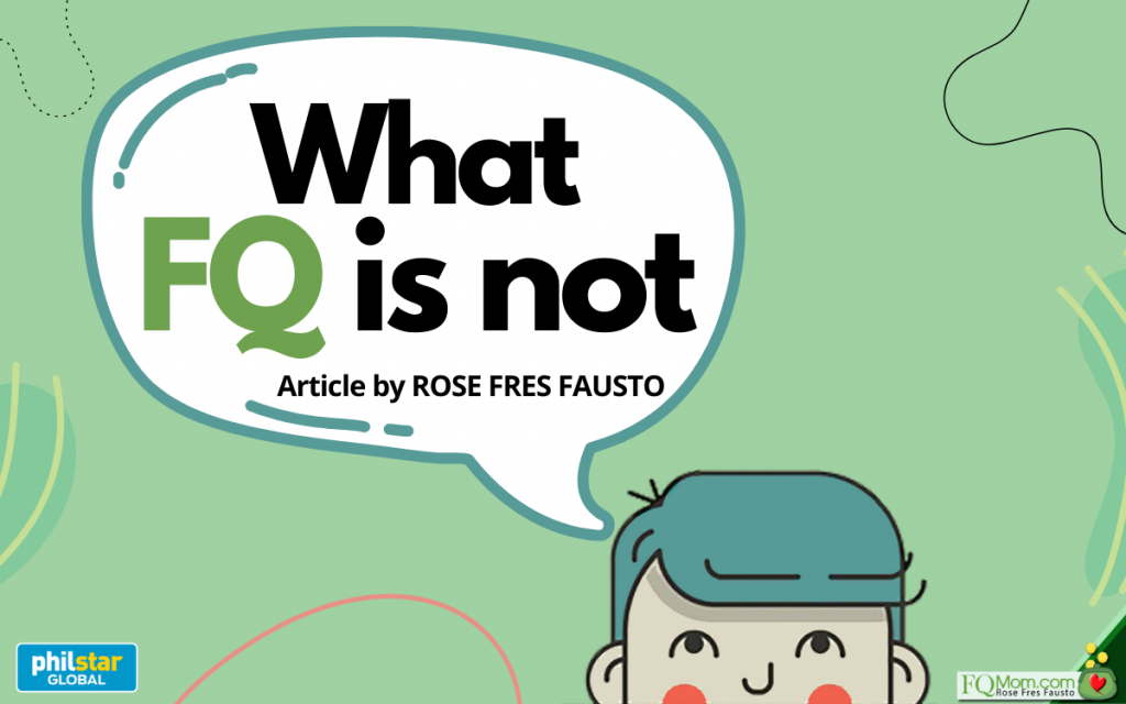 What FQ is not