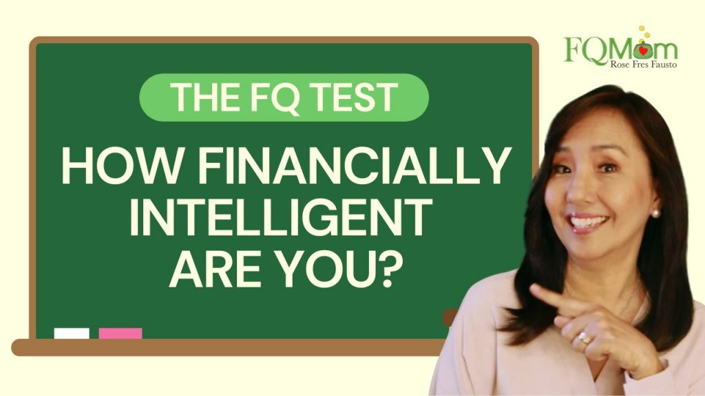 #FQMondayHabit Episode 2: How Financially Intelligent are you? Take the FQ Test